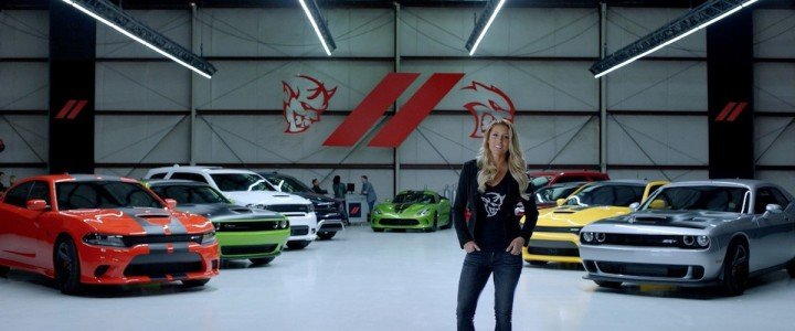 Dodge Demon protagonista en la próxima entrega de Fast & Furious