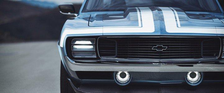Chevrolet Camaro G-Code un restomod de Ringbrothers con más de 1.000 CV