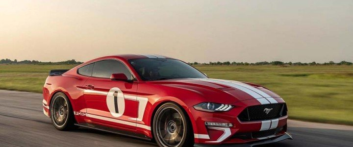Ford Mustang Heritage Edition de 820 CV