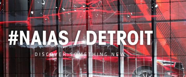 Auto Show Naias 2019, el Salón del Automóvil de Detroit