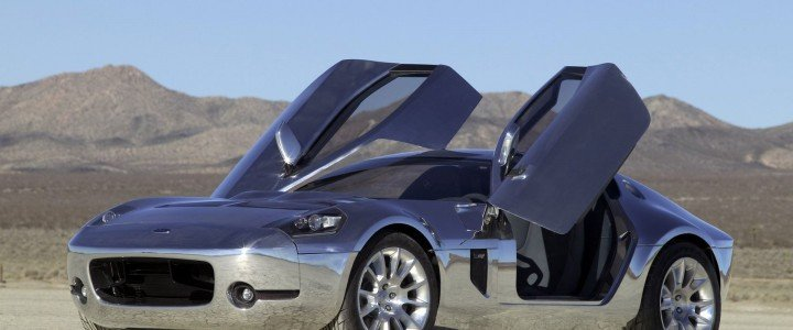 Ford Shelby GR-1Concept
